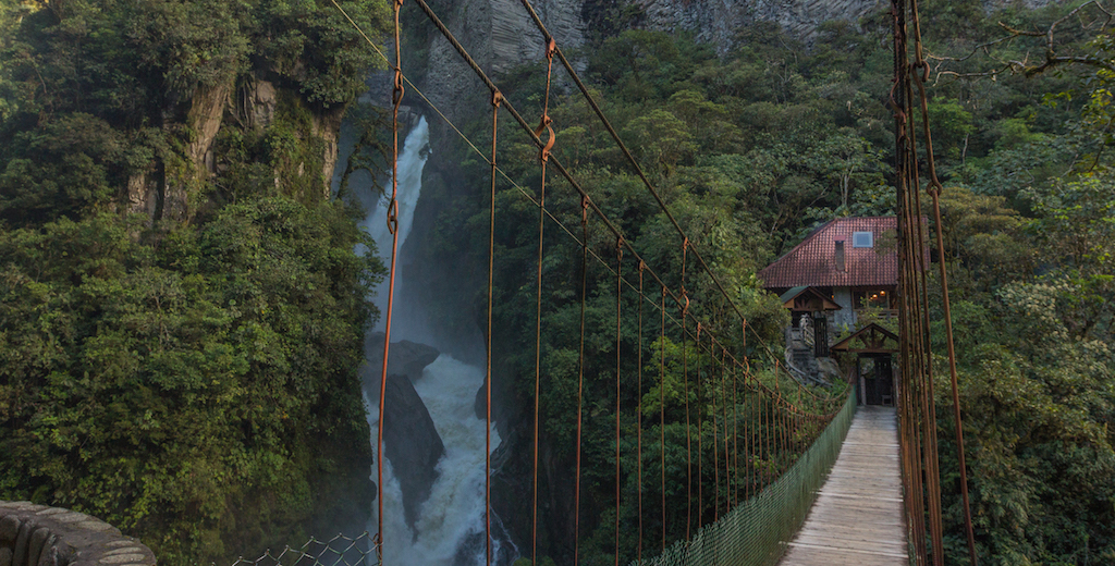 Peru: Lima, Machu Picchu + Ecuador: Quito, Baños, the Andes and Amazona (Delegate Variation)